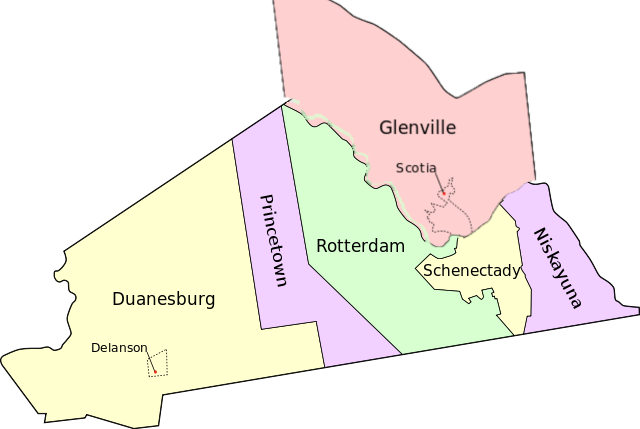 Town of Glenville